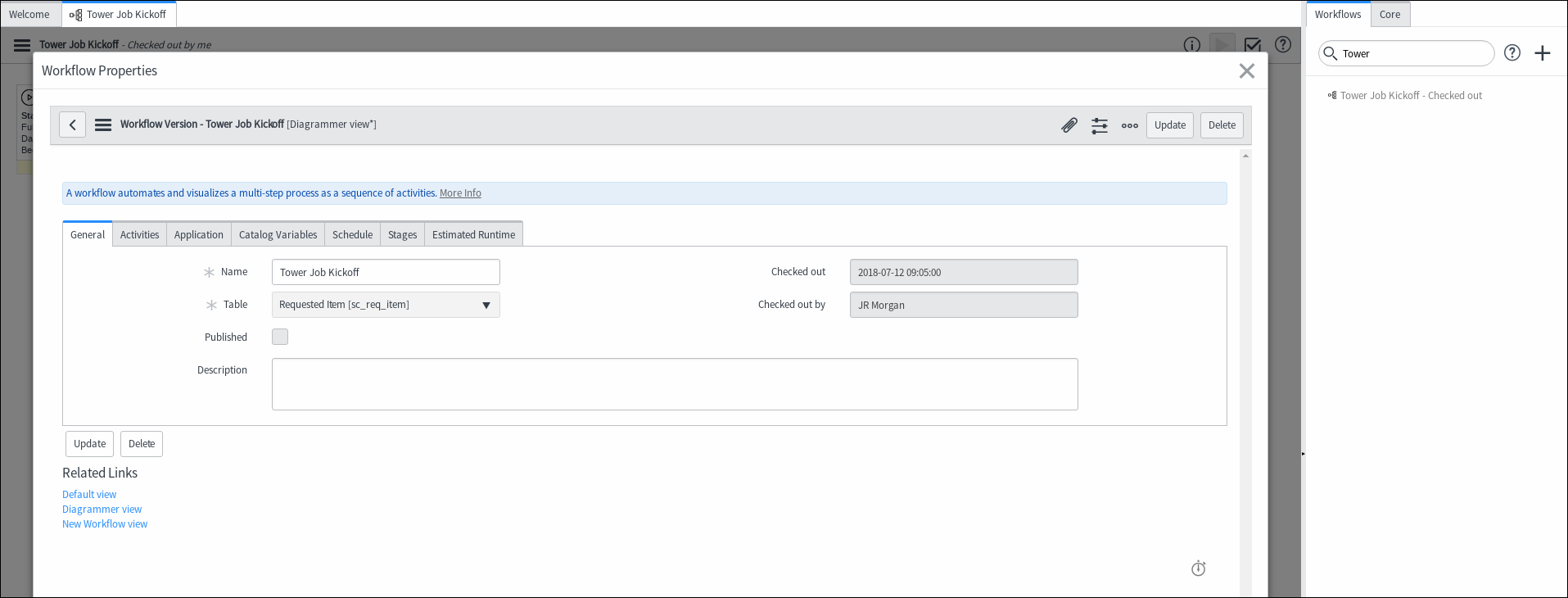 Integrate ServiceNow and Ansible Tower in 10 minutes